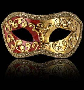 Red-Masquerade-Eye-Mask