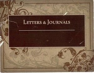 Letters and Journals 2