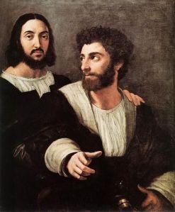 Francesco da Melzo e Raffaello
