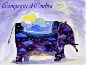 watercolor-illustration-of-elephant-carrying-sleepin-little-girl